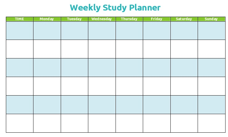 toppers timetable