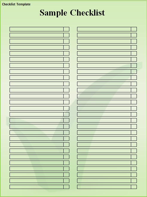 to do list template word free download