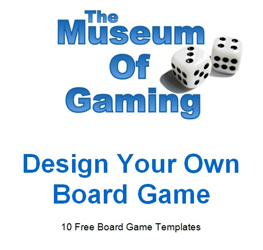 board game template 1