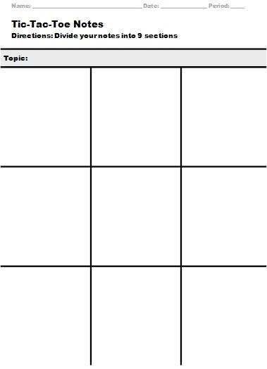 board game template 15