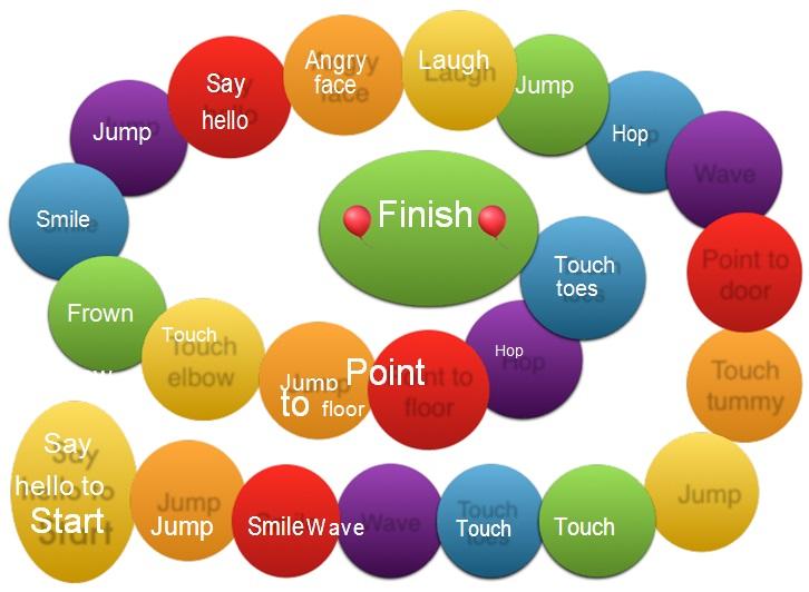 board game template 6