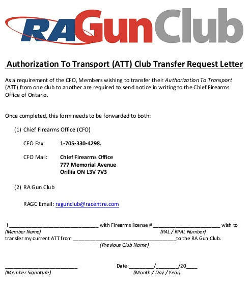 transfer request letter 7
