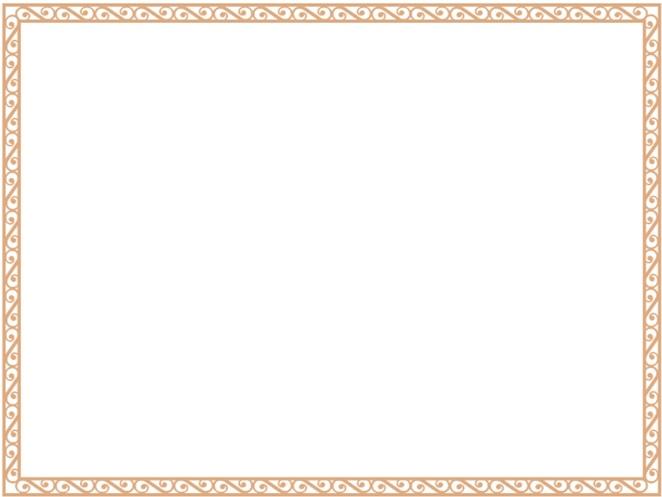 certificate border 10