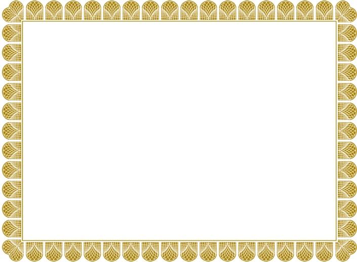 certificate border 12