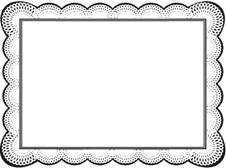 certificate border 16