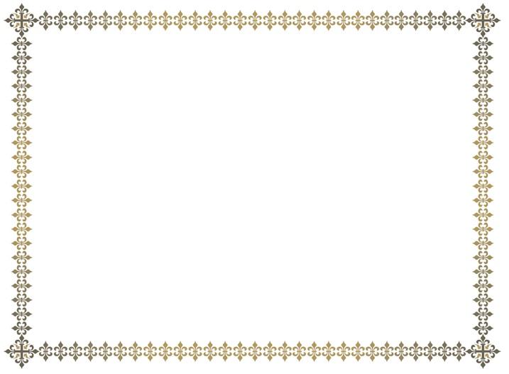 certificate border 2