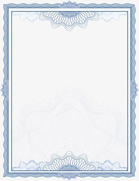 certificate border 5