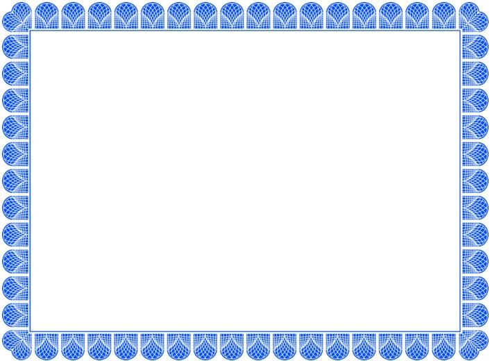 certificate border 6