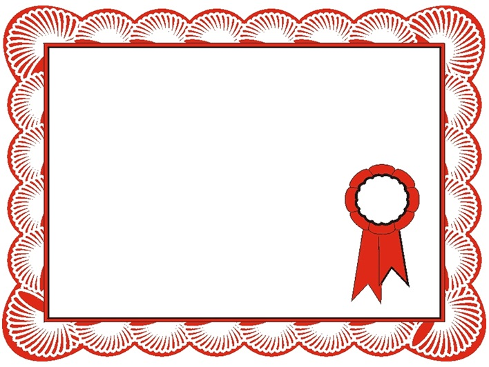 31+ Free Certificate Border Templates [Word]