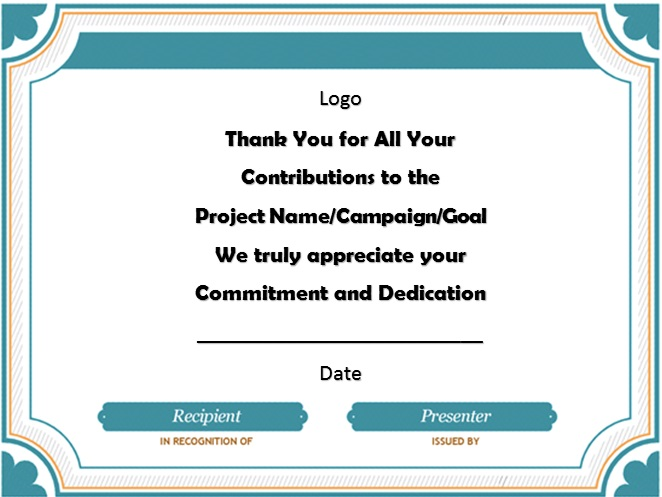 certificate of recognition 3