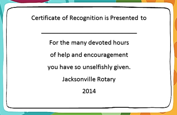 certificate of recognition 31