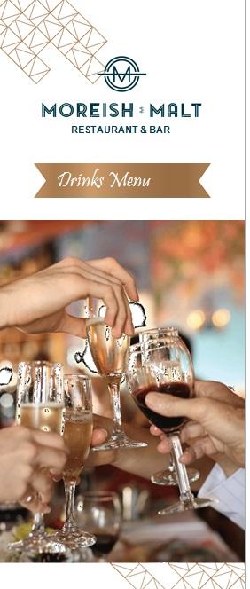 drink menu template 9