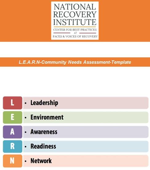 needs assessment template 12