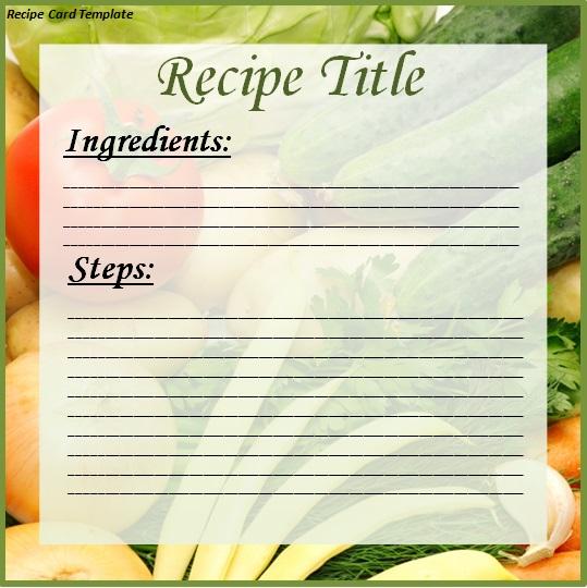 recipe book template 23