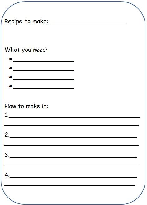 recipe book template 28