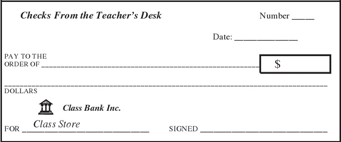 blank check template 17