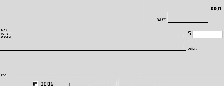 blank check template 20